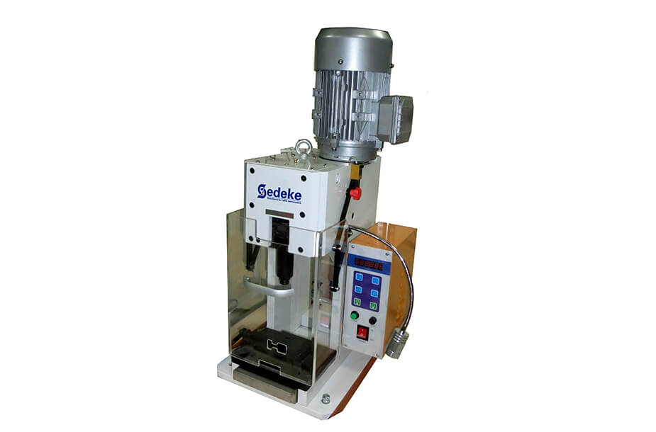 UniCrimp TM-20 Terminal Crimping Machine