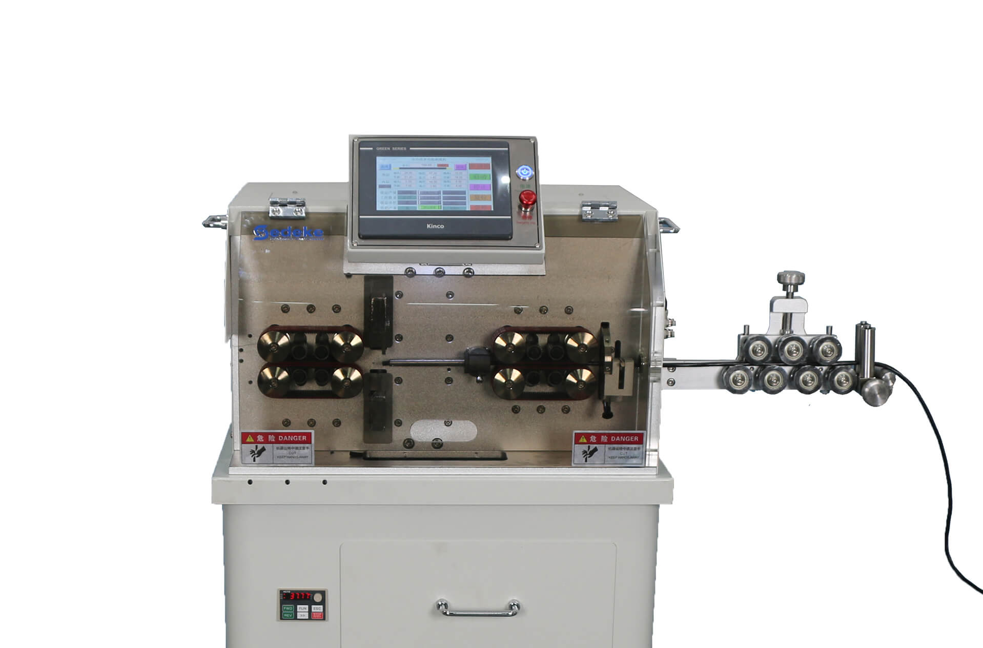 ESC-BX30 automatic wire cut and strip machine