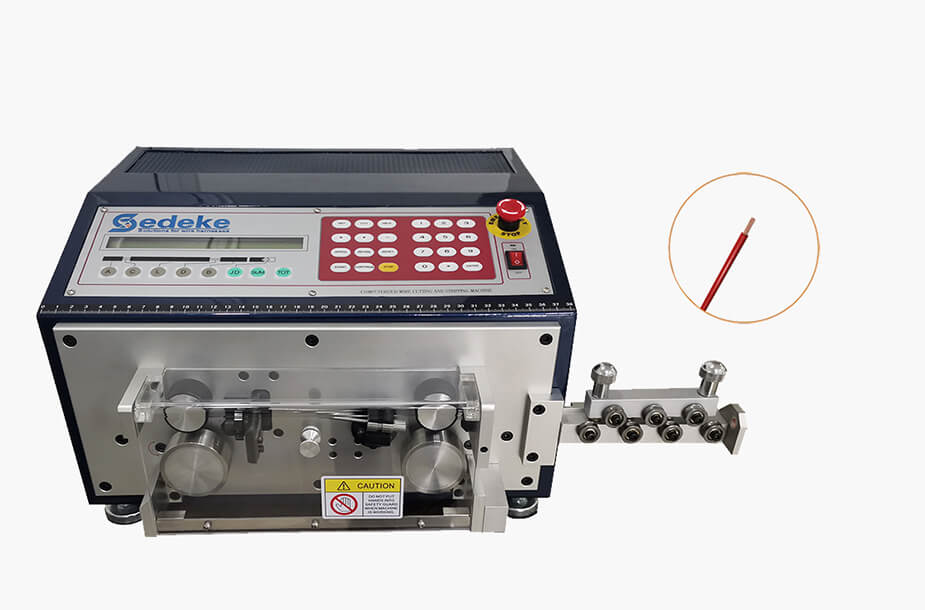ESC-BX1wire cutting & stripping machine,cable cutting and stripping machine