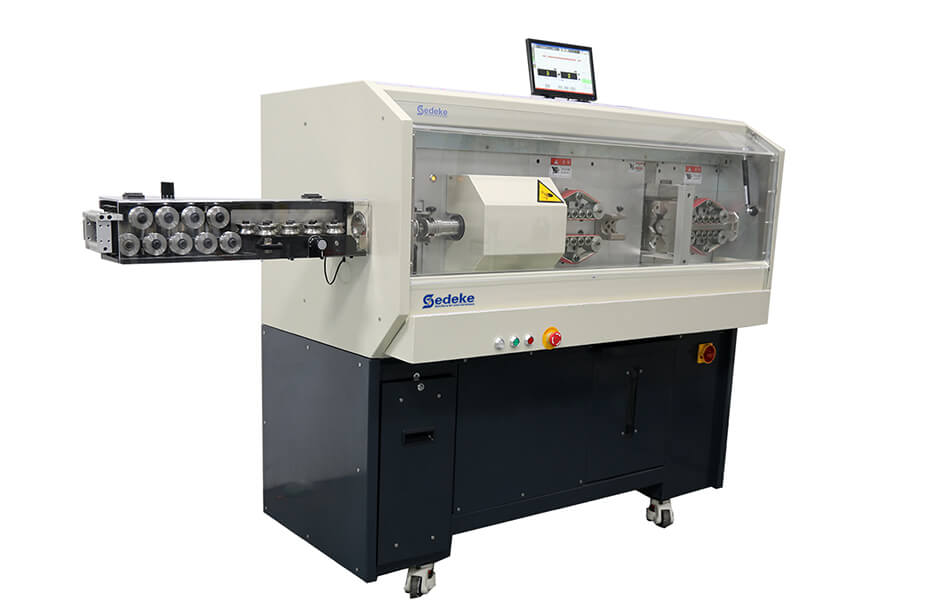 ESC-BX15S Wire Cutting and Stripping Machine