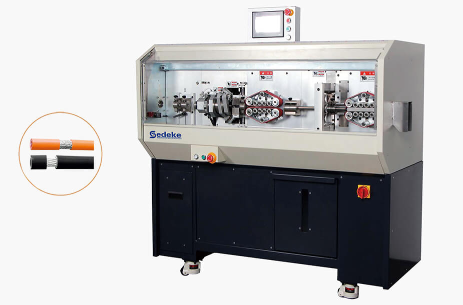 ESC-BX15S Cable Cutting and Stripping Machine