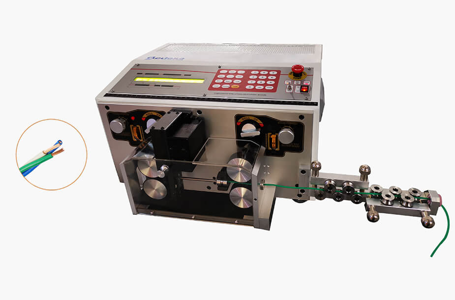 ESC-BX4 Wire Cutting And Stripping Machine