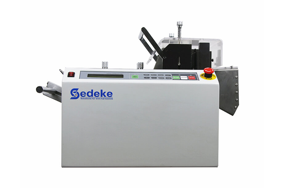 EC-6100 Wire Cutting Machine