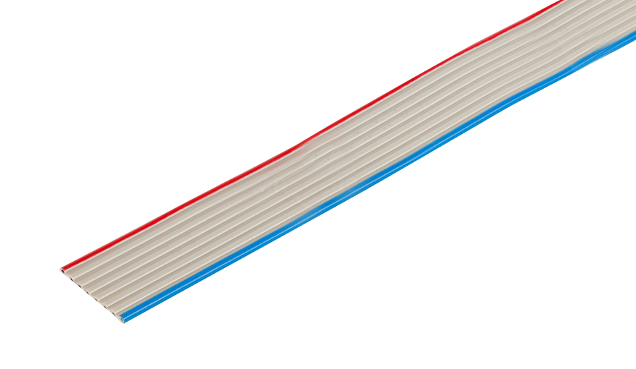 Cutting for flat cable